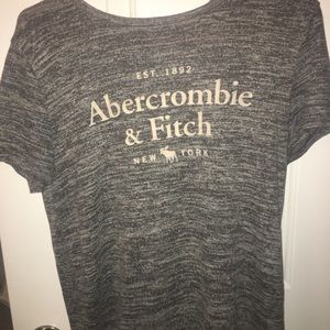 Abercrombie and Fitch pajama shirt